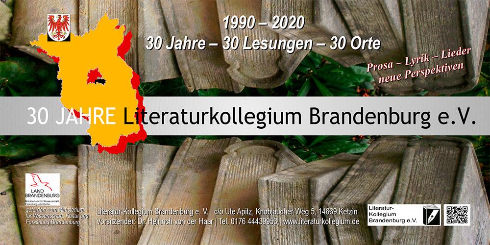 Lesung: Gute Luise und andere Birnbaumgedanken