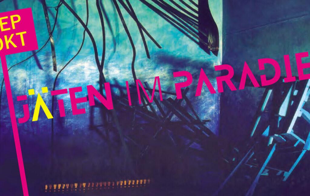 Jäten im Paradies